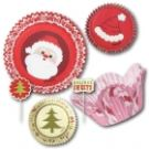 Holiday Cupcake Cases